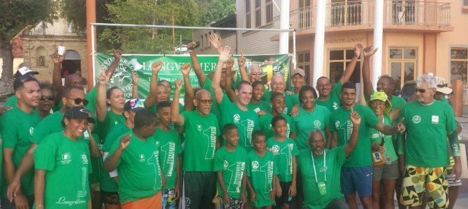 Traversée Sainte Lucie – Martinique : Gilles Rondy